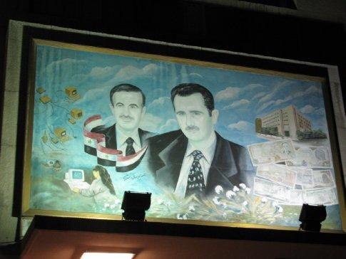 Bashar and Pa