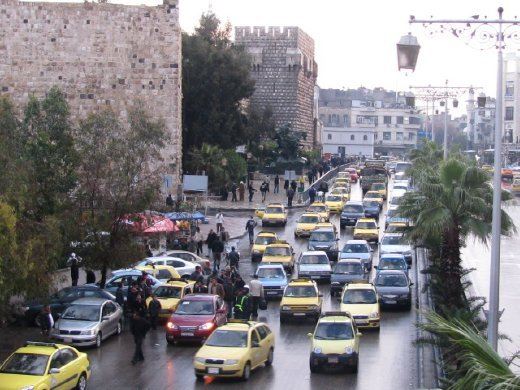 prefer crazy Syrian traffic to museums