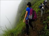 In every climb, a death-defying shot is a must (Mt. Batulao, Philippines): by peppermench, Views[397]