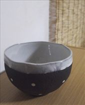The tea bowl that Kanae gave me: by peter_allen, Views[284]