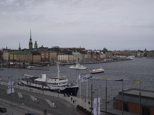 6 Stockholm Harbour