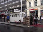9 Berlin, Checkpoint Charlie: by peterlee54, Views[617]