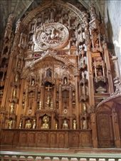 3 Santiago - Cathedral Chapel of Relics: by peterlee54, Views[209]