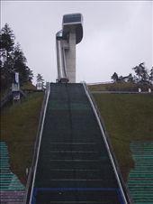 12 Innsbruck - view of Ski Jump from bottom: by peterlee54, Views[323]