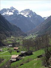 13 View down valley from Grindelwald: by peterlee54, Views[319]
