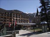 12 Zermatt - Zermatterhof Hotel,  Posh eh!: by peterlee54, Views[269]