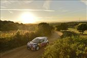 Hirvonen finished the day as the fastest car. He had no time to wach the sunset: by petevelvet, Views[69]