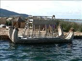 lake titicaca - floating islands near puno: by petkat, Views[279]