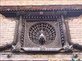 Peacock Window, Baktapur: by phil, Views[293]