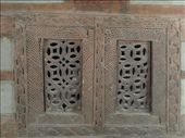 Ganish - window of a tribal mosque: by piglet, Views[124]