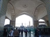 Iran - Mashhad - an exit portico: by piglet, Views[119]