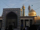 Iran - Qom - Fatima Shrine