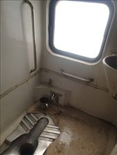 Train from Amritsar to Jammu - the toilet: by piglet, Views[976]