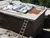 Karimabad - drying apricots on the roof: by piglet, Views[242]