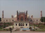 Lahore Badshahi Mosque full view: by piglet, Views[205]