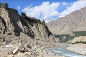 Nagar Valley river: by piglet, Views[198]