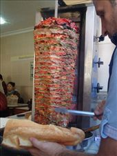 Fresh doner kabab: by piglet, Views[284]