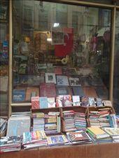 Little bookstore in Cihangir: by piglet, Views[291]