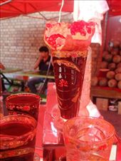 Urumqi pomegranite juice: by piglet, Views[245]
