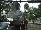Ewa in front of US-army helicopter: by pirates_of_the_cam, Views[165]