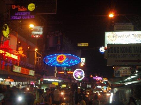Kho San Rd Circus