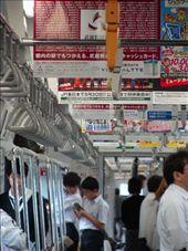 tokyo subway: by piratesdreaming, Views[122]