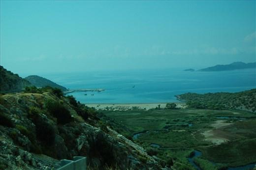 Road to Antalya