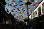 Umbrella Alley in Antalya: by pjandc, Views[111]