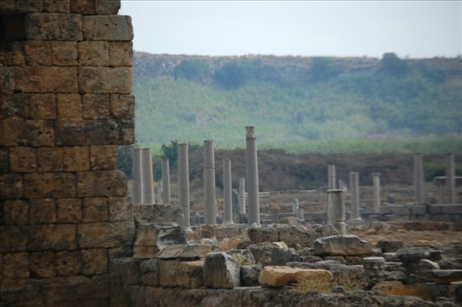 Perge Ruins Antalya