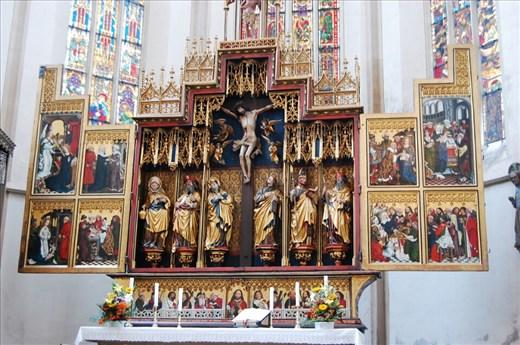 St Jacobs Rothenburg