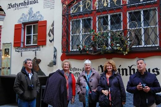 In our laneway Kufstein