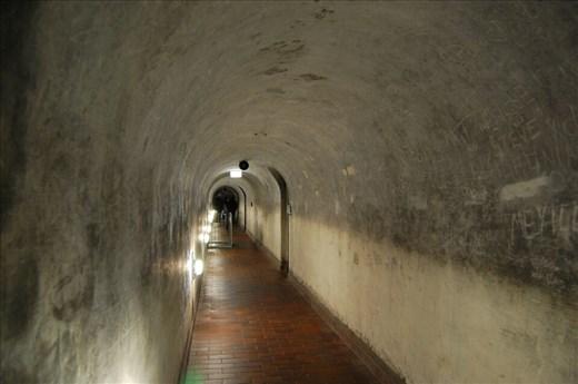 Part of Hitlers bunker Obersalzberg