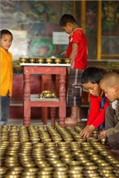 Sangachoeling monastery: by plaban, Views[240]