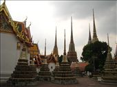 Grounds of Wat Pho: by pmok, Views[153]