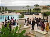 Caught this wedding at Polana Serena Hotel: by pmok, Views[622]