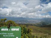 On a clear day, could have seen Cotopaxi volcano along the trail, not today.: by pmok, Views[207]