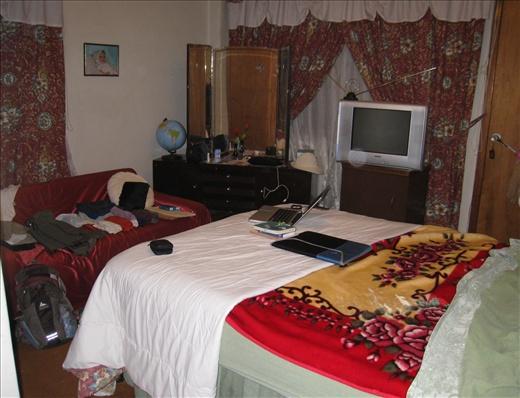 My room at Maria's casa