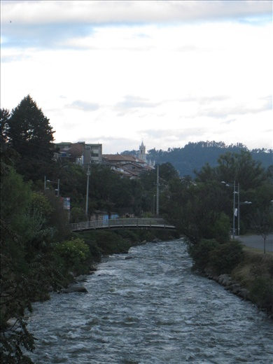 Another river running through Cuenca