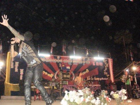 Karen Rock Concert