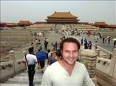 Jase at the Forbidden City: by pommie51, Views[199]