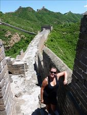 The Great Wall Hiking Between Jinshanling and Simatai: by pommie51, Views[223]