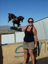 Me and the Eagle at the WW2 memorial in UB: by pommie51, Views[382]