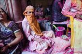 Hindu women or men don't usually wear veils over their faces, but on this day, they'll often cover up to avoid being the target of mischief. The dyes often come from fabric factories, their toxicity is increasingly being questioned.: by postcardsfrombuenos, Views[735]
