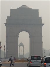 India Memorial Gate: by pshah13, Views[167]