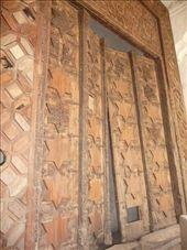 Wooden door frame: by pshah13, Views[202]