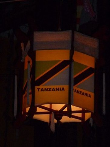 Spotted the Tanzanian lantern in Hoi An