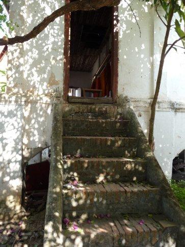 Monastry doorway