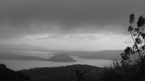 Taal volcano - Volcano within a lake within a volcano