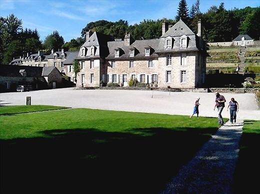 Chateau Forges Des Salles