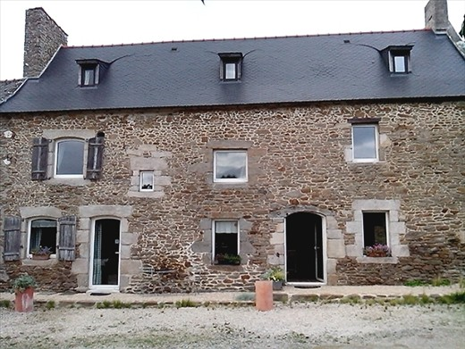 Our B&B for tonight and tomorrow night Le Petite Chateau